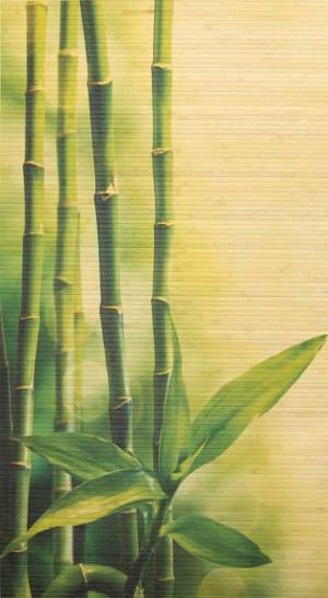 Бамбуковое панно