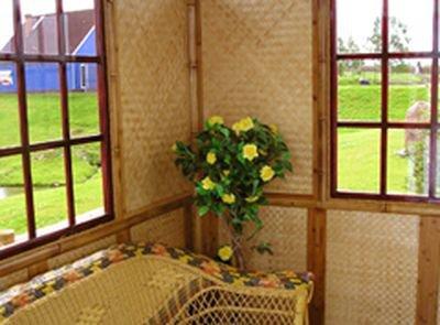 Квартирный вопрос, ижевск. наши работы: бамбук.